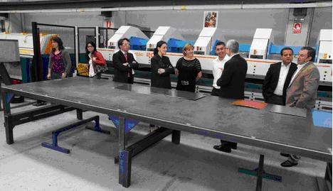 Transformados Ruiz Invierte 370.000 Euros En Su Planta De Tudela