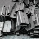 Piezas Soldadas, Plegadas Y Perforadas