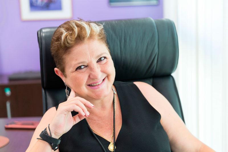 Isabel Jiménez Galardonada Por La AER Por Su Labor
